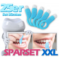 25er Set Nano Weiss Cleaner