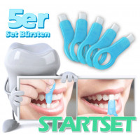5er Set Nano Weiss Cleaner