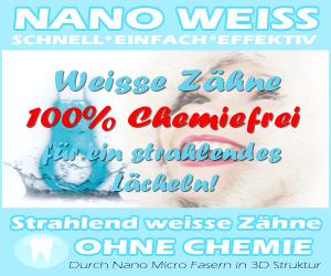 Nano Weiß Bürste